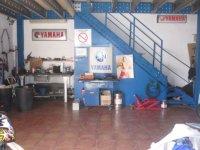 taller de motos de agua yamaha