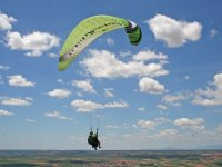 two-person paragliding in Guadalajara