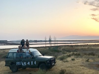 Ruta en 4x4 Almería de cine adultos