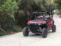 马略卡岛附近的越野车游览