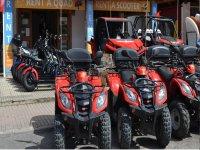 四轮摩托车准备最佳冒险