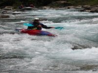 The ideal environment for kayaks