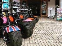 Las mejores motos electricas para recorrer Mallorca