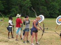 Practicar tiro con arco en Navarra