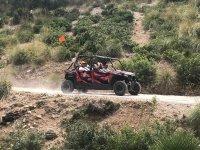 越野车(-999)扬尘-阿库迪亚(Alcudia)的踏板车出租