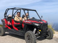 阿库迪亚(Alcudia)的两人座越野车
