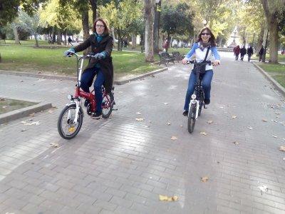 在科尔多瓦租用电动自行车3小时