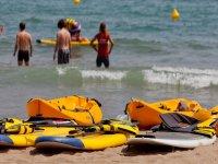 Alquiler kayak individual Marina de la Torre 1h