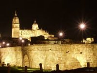 Salamanca night