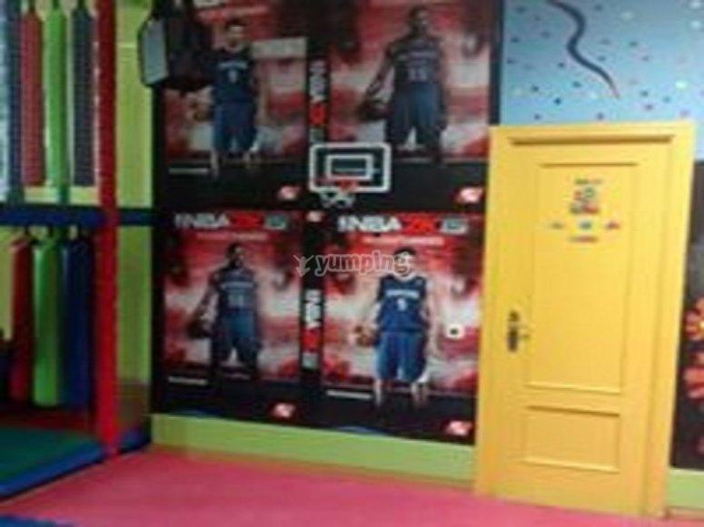 Zona de basket