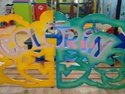Children's game park San Sebastián Reyes 1h