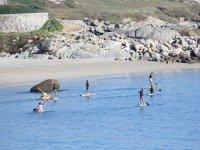 Percorso paddle surf a Barreiros