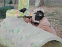 Paintball in Huesca