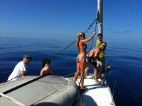 阿尔塔的帆船之旅在赛季中期开放4小时