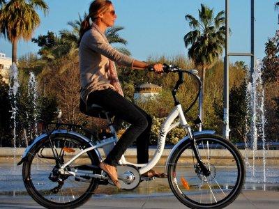 科尔多瓦的自行车租赁服务3天
