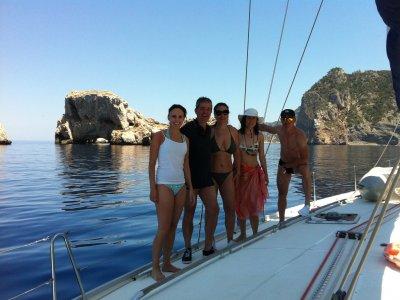在Altea航行淡季4小时