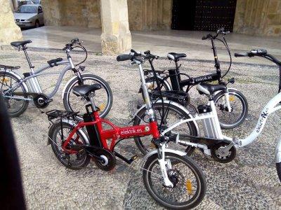 在科尔多瓦出租电动自行车3天