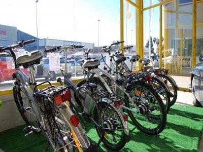 在科尔多瓦租用自行车4天