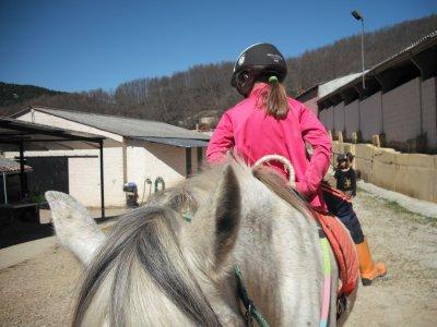 Horse-Riding Camp at Morgovejo, 6 Days, External