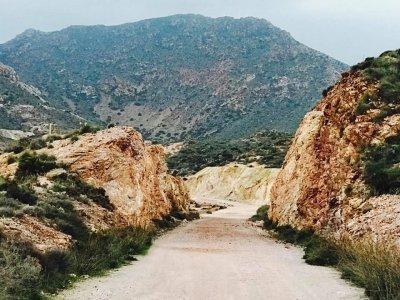 Ruta 4x4 Almería de Cine niños 3 horas