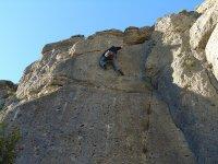 en roca