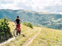 Paseos en bici en la sierra de Cadiz