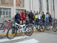 Ruta en bici por Córdoba
