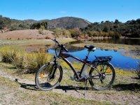 Bici eléctrica off road