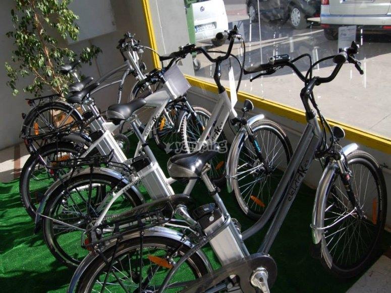 Oferta de bicicletas