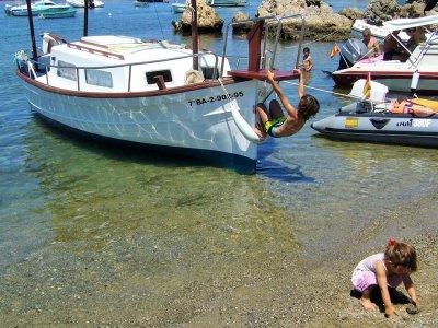 Alquilar barco Menorquín 35 en Alicante 1 jornada