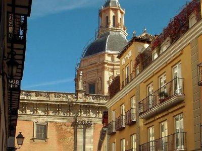 Visita guidata delle scuole di Madrid de Cervantes