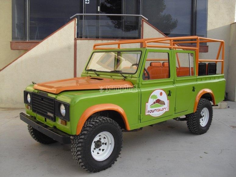 Safari tour 4x4