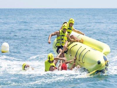 MalagaWake Banana Boat