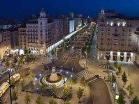 panorámica Zaragoza