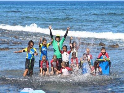 Campamento de surf en Arona Tenerife 1 semana