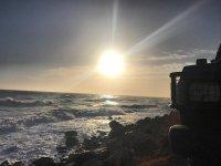 Día de ruta en 4x4 de cine y playa en Almería