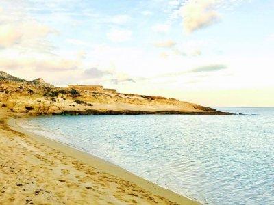 Día de ruta de cine Toyo Almería + Playa Adultos