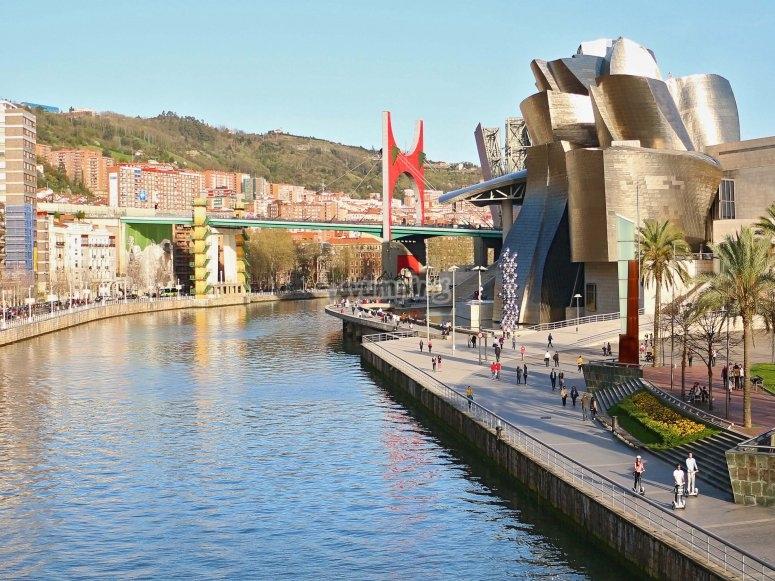 Recorrido por Bilbao