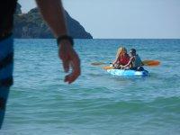 Excursiones en el mar