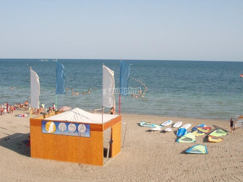 Spiaggia di Santa Pola