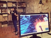 Gioco di realtà virtuale Barcellona 40 minuti