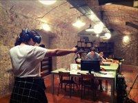 4 giochi di realtà virtuale a Barcellona 40 min