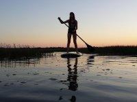 Alquiler de paddle surf en El Portil 1 hora