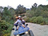 Quad route around Marbella, 3h