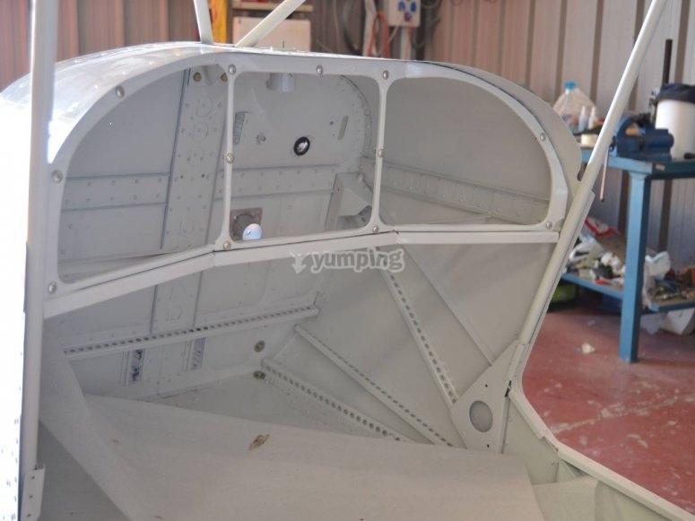 Modello cabina