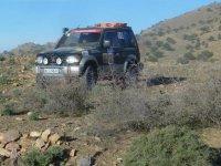 vehiculo 4x4 en marruecos