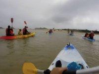 Ruta en canoa por Noja