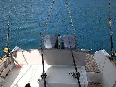 Team building en barco en Ibiza temporada baja 8h