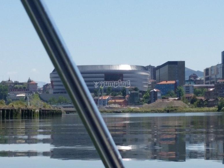 Estadio de futbol San Mames