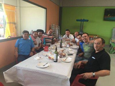 Tanda karts adultos + cena en La Rioja